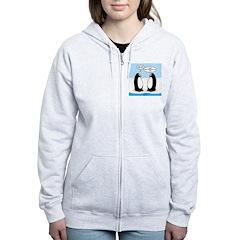Penguins Zip Hoodie