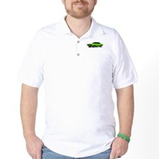 1970 Challenger Sub Lime T-Shirt