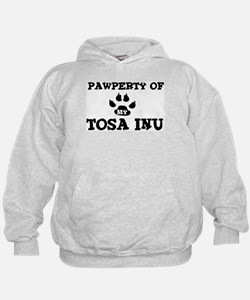 Pawperty: Tosa Inu Hoodie