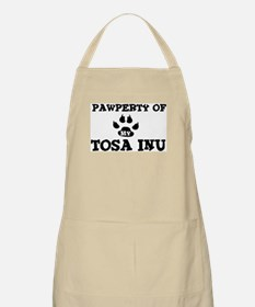 Pawperty: Tosa Inu BBQ Apron
