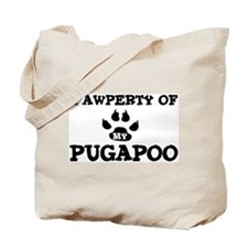 Pawperty: Pugapoo Tote Bag