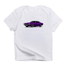 1970 Challenger Plum Crazy Infant T-Shirt
