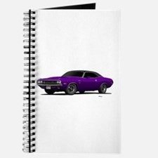 1970 Challenger Plum Crazy Journal