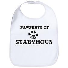 Pawperty: Stabyhoun Bib