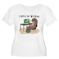 Unique Sea otter T-Shirt