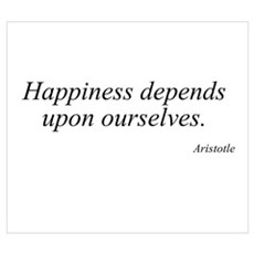 Aristotle quote 29 Wall Art Poster