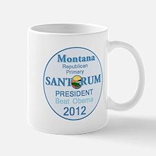 Santorum MONTANA Mug