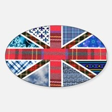 Tartan and other patterns uni Decal