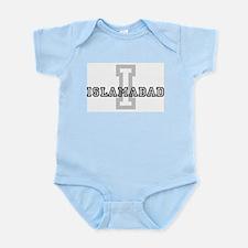 Letter I: Islamabad Infant Creeper