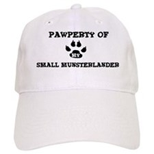 Pawperty: Small Munsterlander Baseball Cap