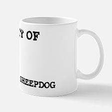 Pawperty: Polish Lowland Shee Mug