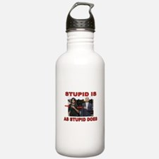 NOT A CLUE Water Bottle