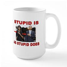 NOT A CLUE Mug