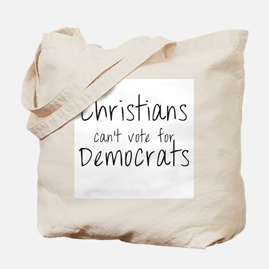 Independent catholic Tote Bag
