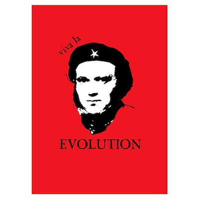 Red Darwin. Viva! Wall Art Poster