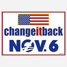 Change it back! Nov 6 Wall Art