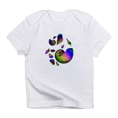 Seashells Infant T-Shirt