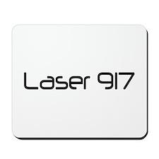 Laser 917 Mousepad