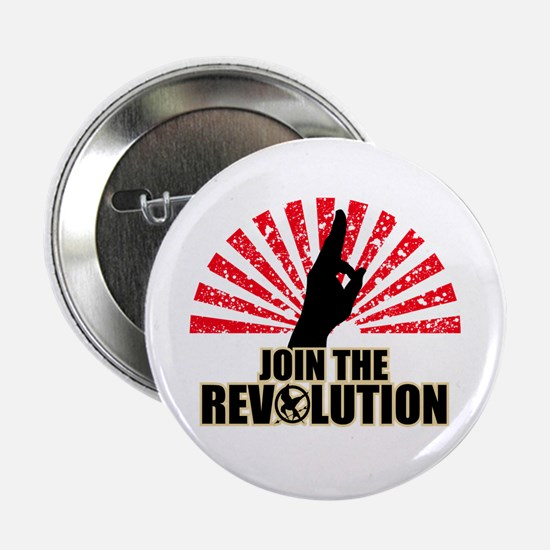 "Join the Revolution 2.25"" Button"
