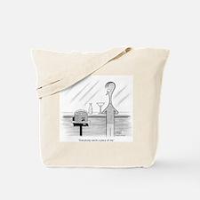 Cake Talk Tote Bag