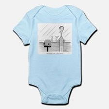 Cake Talk Infant Bodysuit