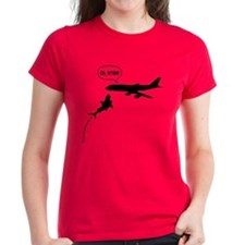 MegaShark Attacks Plane Tee