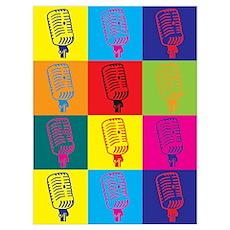 Dispatch Pop Art Wall Art Poster
