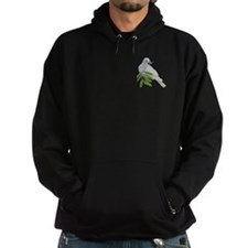 Dove Olive Branch Hoodie