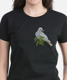 Dove Olive Branch Tee