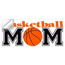 Basketball Mom Wall Art Wall Decal
