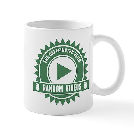 The Caffeinated Vlog Mug