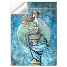 Beautiful Mermaid Wall Art Wall Decal
