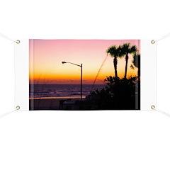 Coastal Tropical Landscape Da Banner