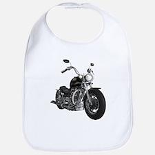 BLACK MOTORCYCLE Bib