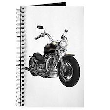 BLACK MOTORCYCLE Journal
