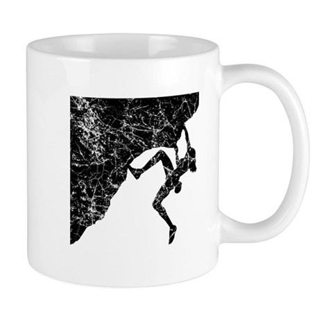Female - Just Climb Mug