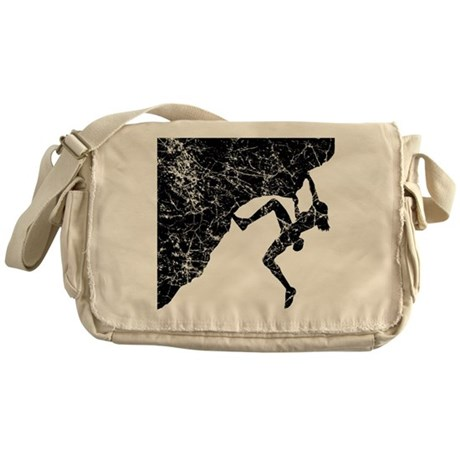 Female - Just Climb Messenger Bag