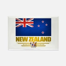 """New Zealand Pride"" Rectangle Magnet"