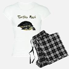 Turtles Rock Pajamas
