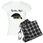 Turtles Rock Women's Light Pajamas