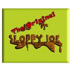 The Original Sloppy Joe V4.0 Wall Art Canvas Art