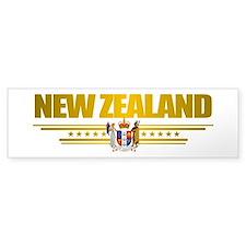 """""""New Zealand Gold"""" Bumper Sticker"""