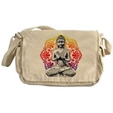 Buddha Messenger Bags & Laptop Bags