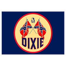 Dixie Gasoline Wall Art