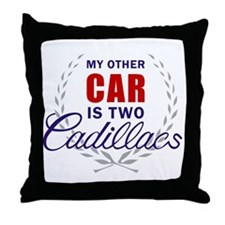 Cute Others Throw Pillow