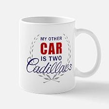 Two Cadillacs Mugs