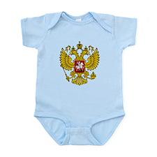 Cute Russia Infant Bodysuit