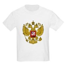 Funny Russian coat of arms T-Shirt
