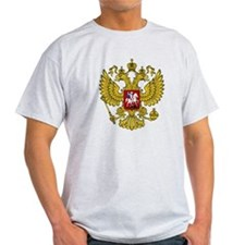 Cute Russian coat arms T-Shirt