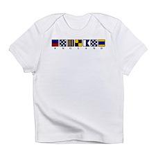 Nautical England Infant T-Shirt